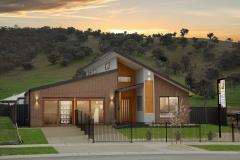 Hosie Homes Exterior - Dusk