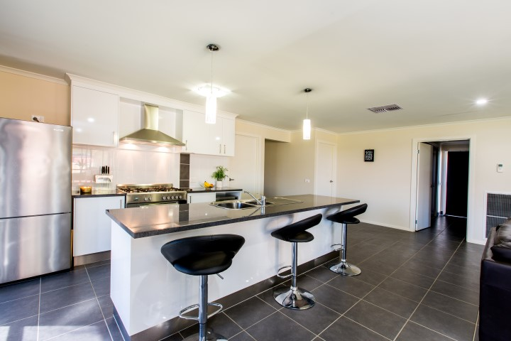 New Build Whenby Grange Wodonga Kitchen/Dining