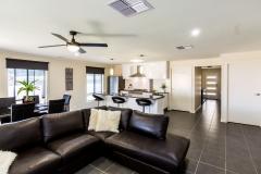 New Build Whenby Grange Wodonga Family Room