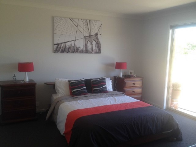 New Home Build Bonegilla Main Bedroom