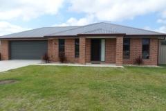 New Home Build Ettamogah Rise Front