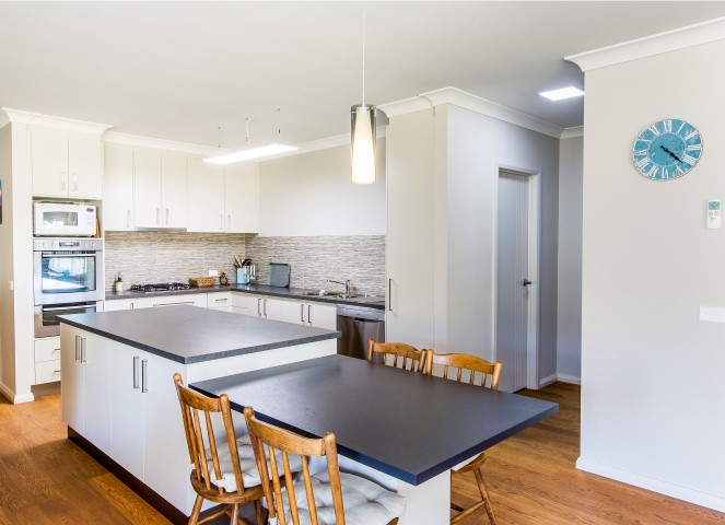 New Home Build Wodonga Kitchen