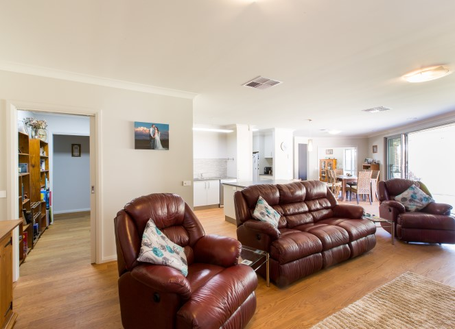 New Home Build Wodonga Family Room