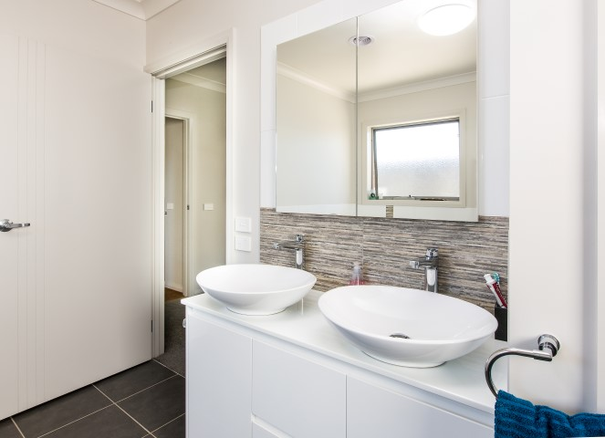 New Home Build Wodonga Bathroom