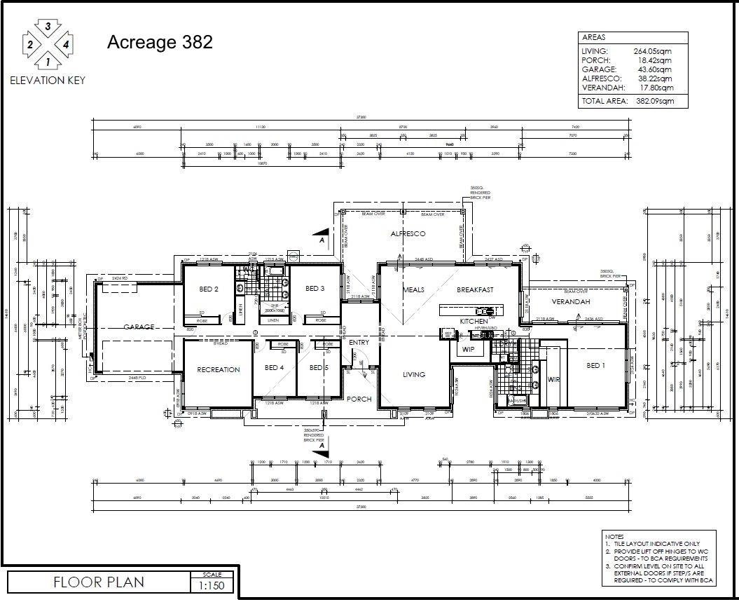 Acreage 382 Plan