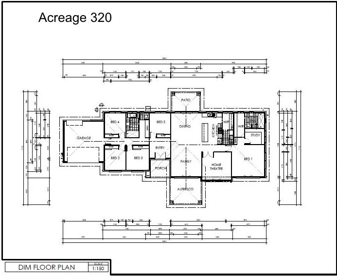 Acreage 320 Plan