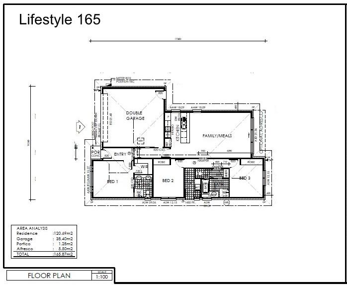 Lifestyle 165 Plan