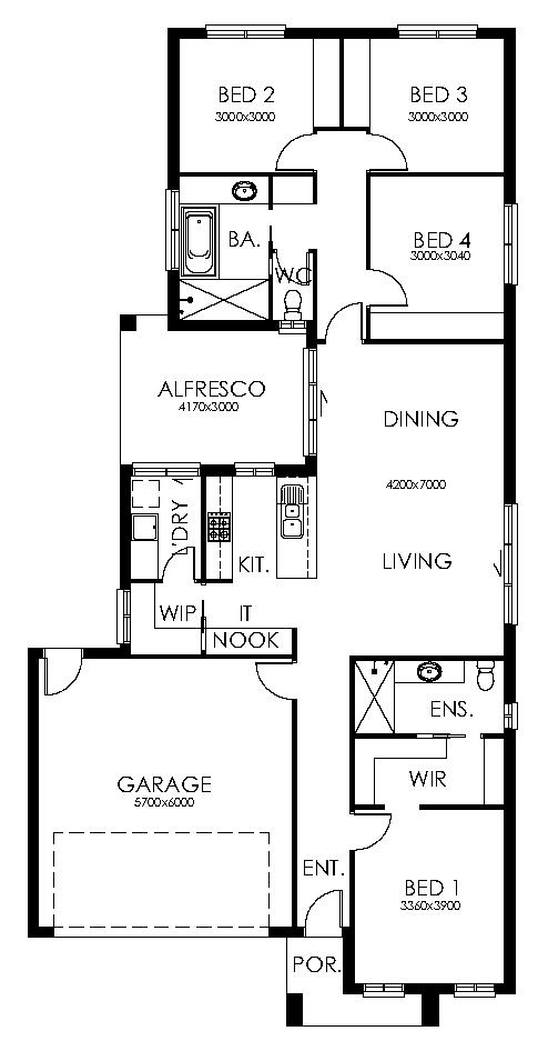 Urban 195 Plan