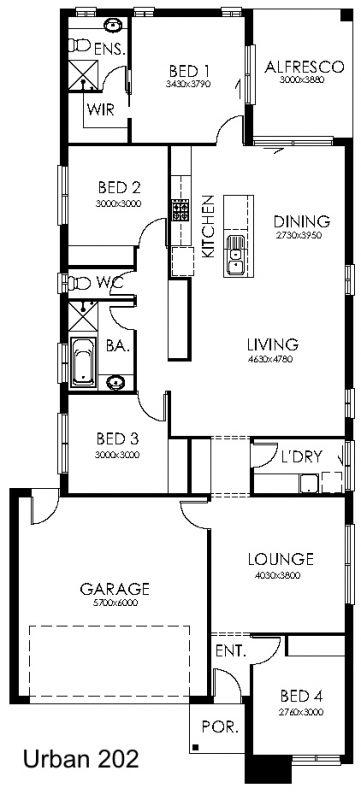 Urban 202 Plan