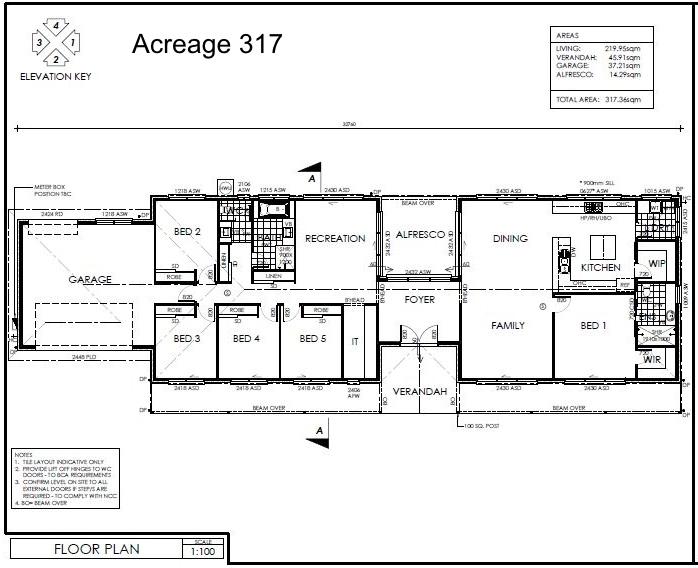 Acreage 317 Plan