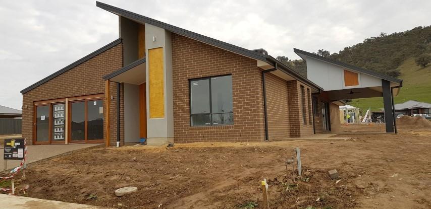 Woodbridge St New Display House