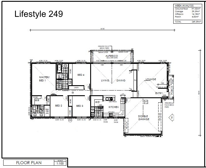 Lifestyle 249 Plan